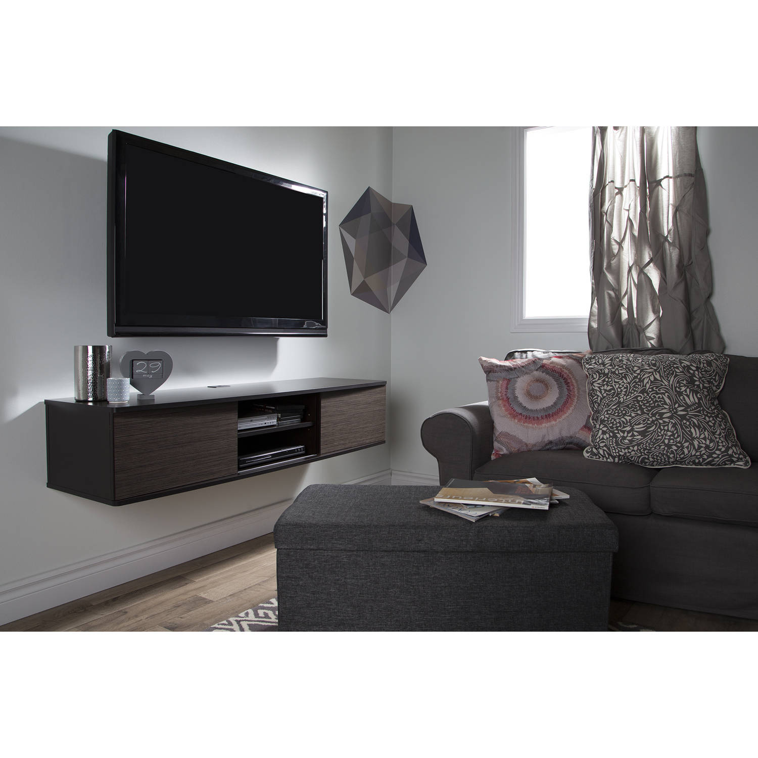 South Shore Agora Home Entertainment Furniture Collection