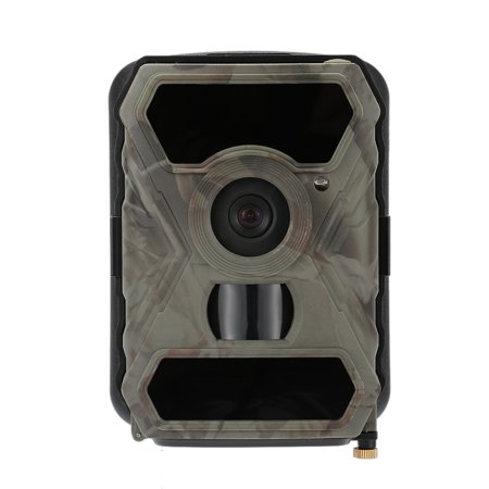 100° Wide Angle Lens Trail Game Wildlife 12MP HD Digital Camera 940nm IR LED Video Recorder