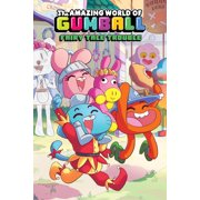 The Amazing World of Gumball Original Graphic Novel Vol. 1: Fairy Tale Trouble - eBook