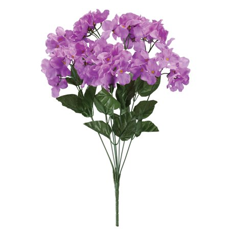All-Weather Purple Hydrangea Bush by OakRidgeTM