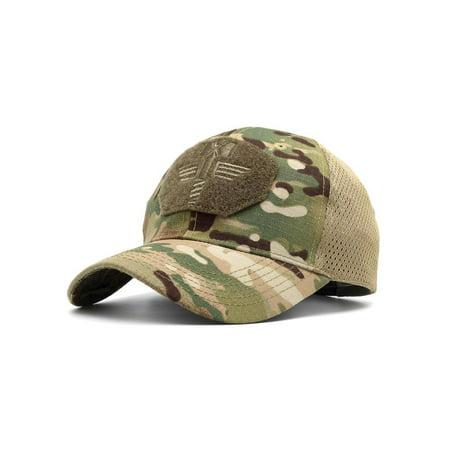 Meigr - Meigr Men Baseball Cap Camouflage Outdoor Hiking Hat - Walmart.com f6e14faedf8