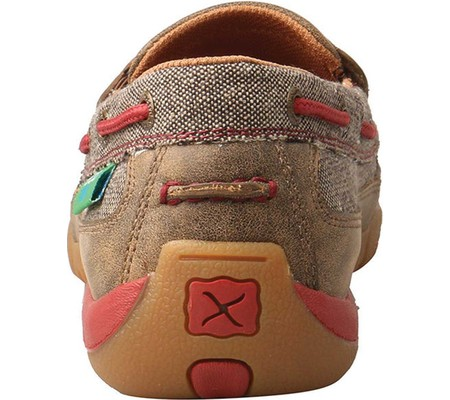 Women's Twisted X Boots WDMS011 ECO TWX Slip-On Driving Moc