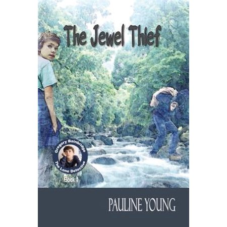 Jewel Thief! : The Case of the Lone Detective, Book 1