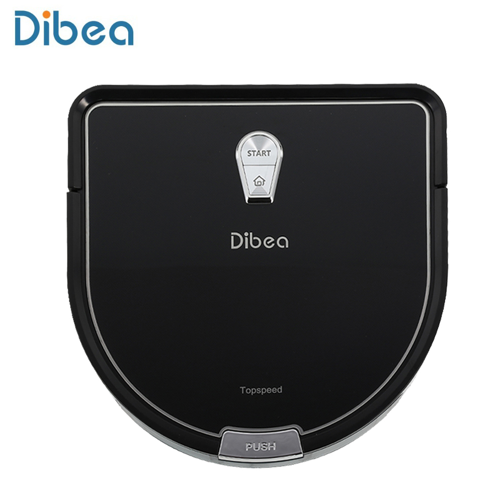 Dibea D960 Smart Cleaning Robot Floor Cleaner Auto Vacuum Microfiber Dust Cleaner Automatic Sweeping Machine Household Aspirator