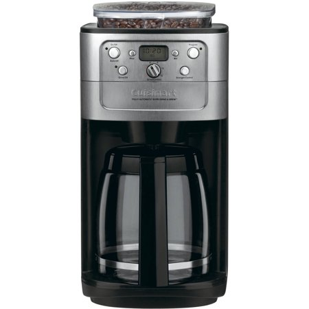 Cuisinart Grind and Burr Brew 12-Cup Automatic Coffeemake W