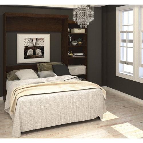 Bestar Queen Storage Murphy Bed