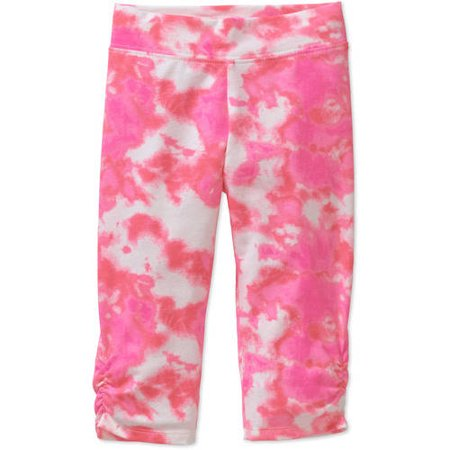 7373ff384 365 Kids From Garanimals - Girls' Print Capri - Walmart.com