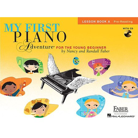 My First Piano Adventure, Lesson Book A, Pre-Reading : For the Young Beginner - Squirt Lesson