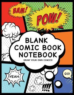And Comic book strip