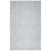 """Rizzy Home BR359A Blue 6'6"""" x 9'6"""" Hand-Tufted Area Rug"""