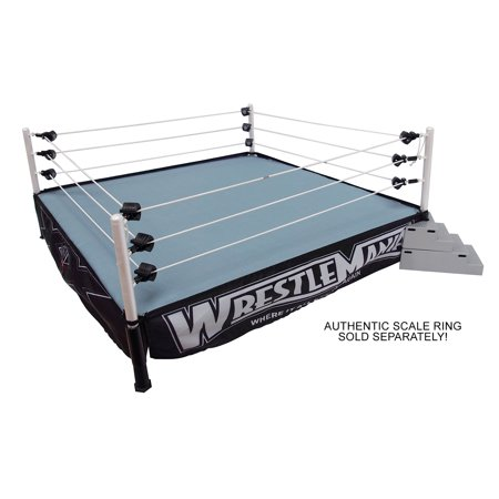 WWE Ring Skirt (WrestleMania 20) - Ringside Exclusive WWE Wrestling Ring Accessory (Ring not - Wwe Toy Rings