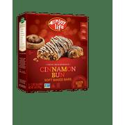 Enjoy Life Baked Chewy Snack Bar, Cinnamon Bun, 1 Oz, 5 Ct
