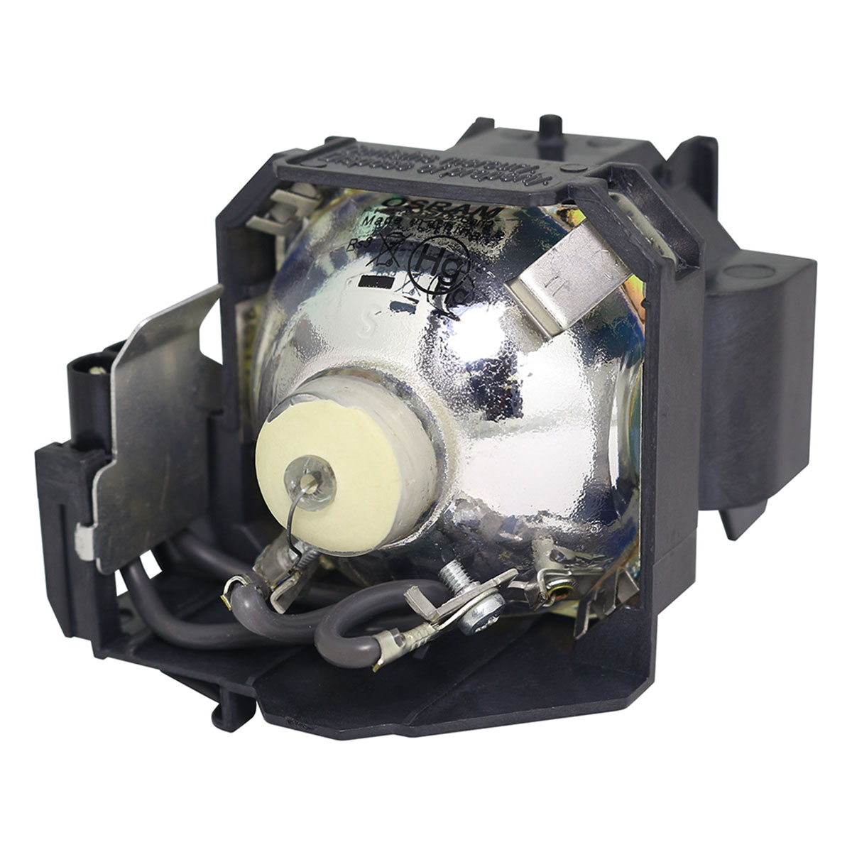 Lutema Economy for Epson PowerLite 1715c Projector Lamp with Housing - image 3 of 5