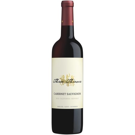 Three Thieves California Cabernet Sauvignon, Red Wine, 750 (Landslide Cabernet)