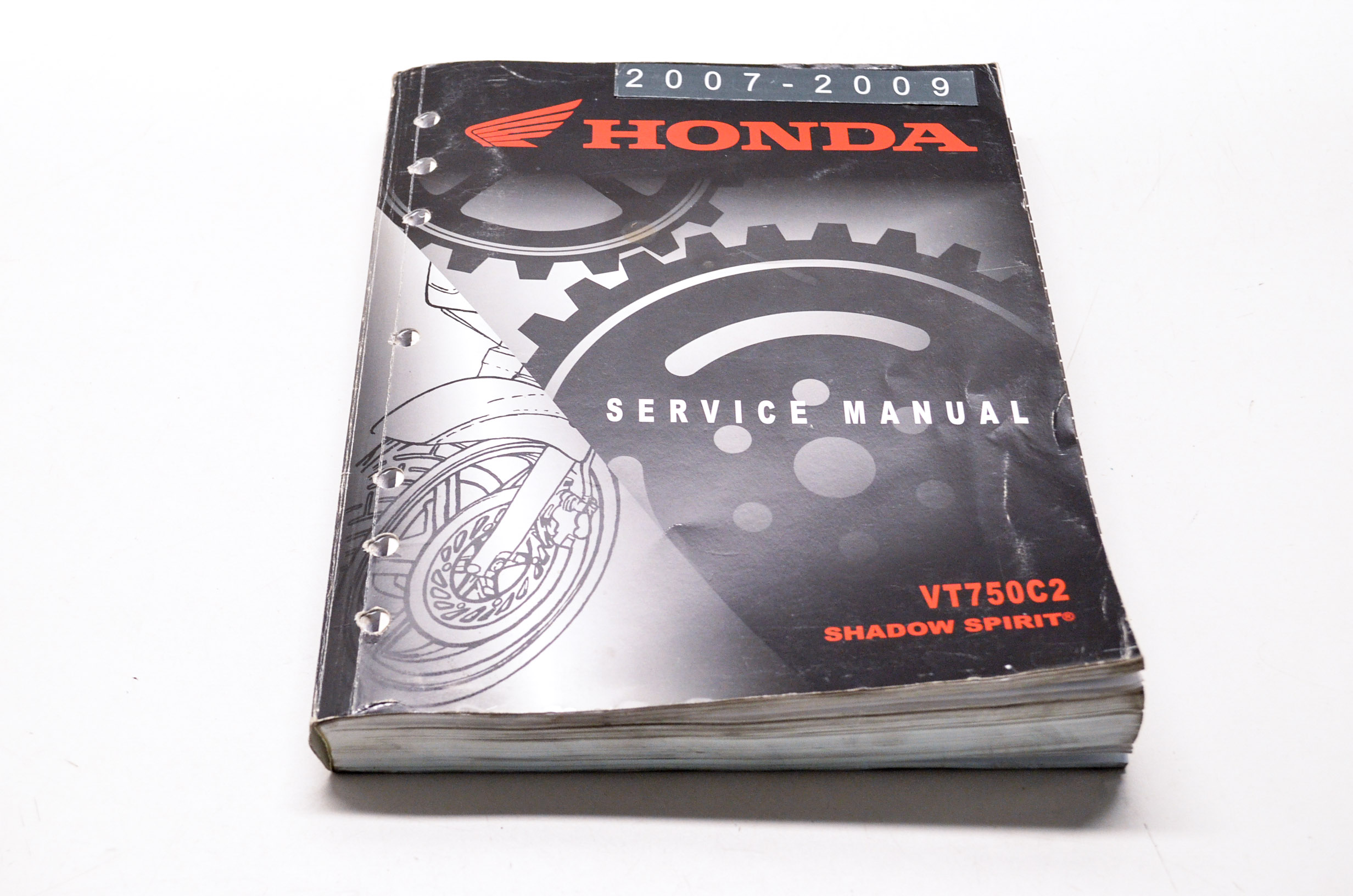 Honda 61MFE02 Service Shop Manual 2007-2009 VT750C2 Shadow Spirit QTY 1 -  Walmart.com