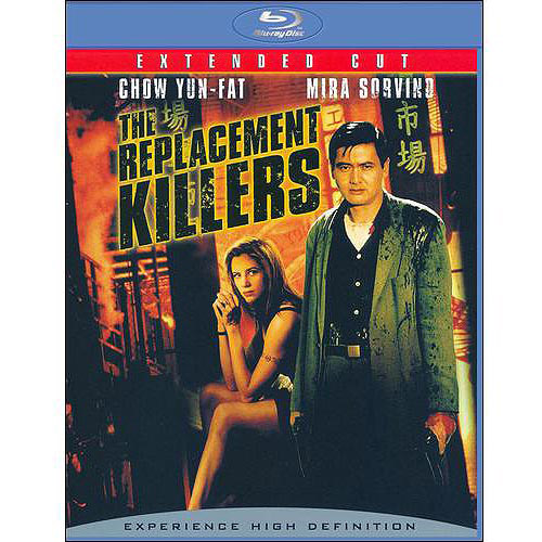 The Replacement Killers (Blu-ray) (Widescreen)