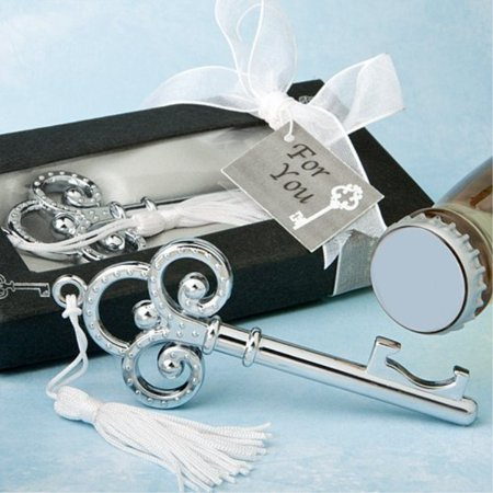 Key to My Heart Bottle Opener Wedding Favors, 18