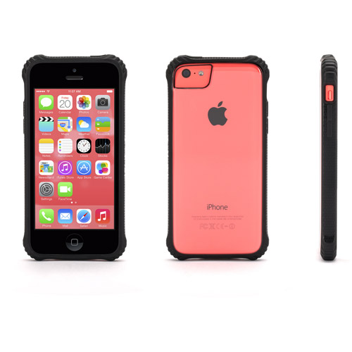 Survivor Clear Case for Apple iPhone 5C