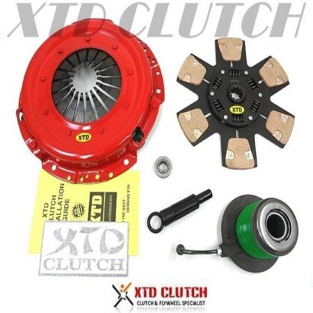 - XTD STAGE 3 CLUTCH KIT fits2005-2010 MUSTANG GT BULLITT SHELBY GT 4.6L 8cyl usdm