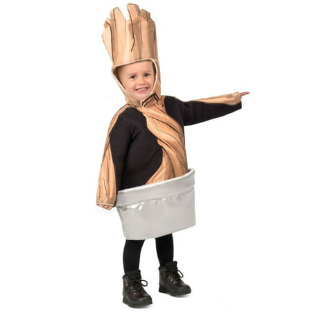 Halloween Guardians of the Galaxy Potted Groot Toddler Costume