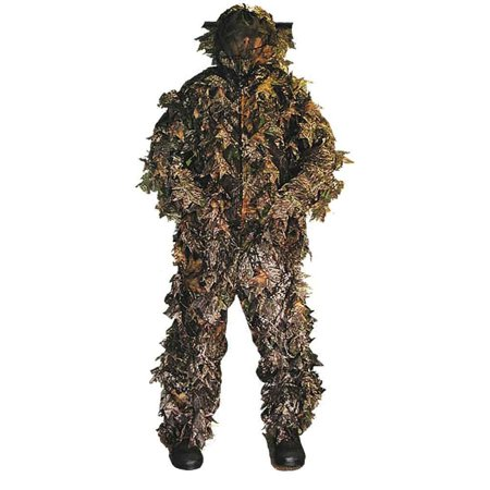 Shannon Outdoors 3DBBX3-XL Men's 3D Bug Buster Hunting Suit Breakup X-Large