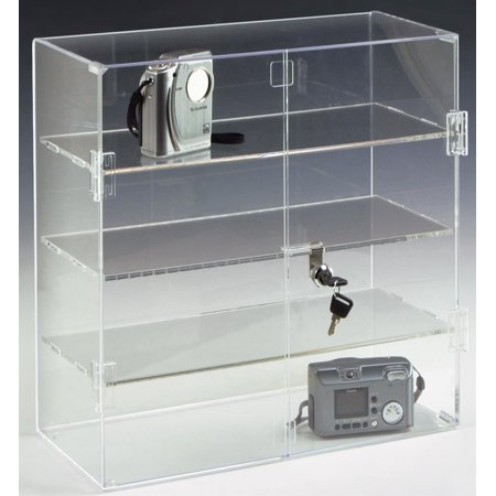 Retail Countertop Display Case, 16-1/2