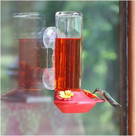 Aspects Window Feeder (Garden Song Window Mounted Hummingbird Feeder )