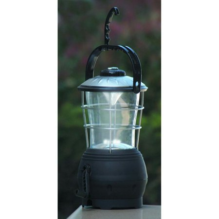 12 Led Hand Crank Lantern  60 Seconds Of Easy Cranking Gives Up To 20 Minutes Of Clear Light By Gordon