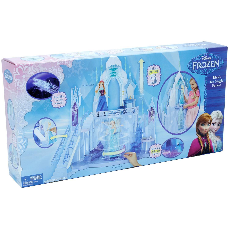 Disney Frozen Elsa Ice Castle - Walmart.com
