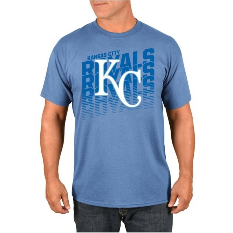 MLB Kansas City Royals Men's Flash The Glove T-Shirt