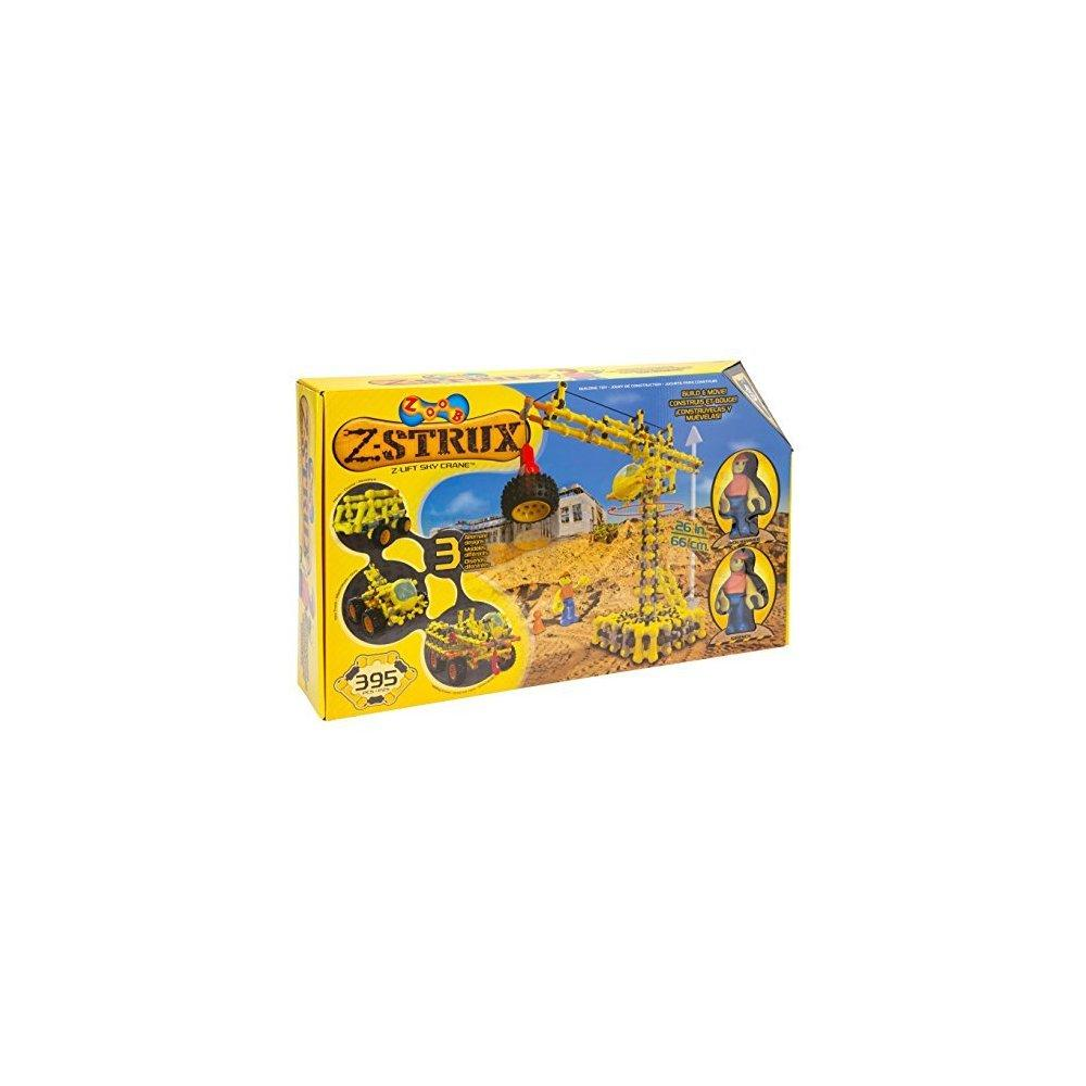 ZOOB Z-STRUX Lift Sky Crane Construction Set by Zoob