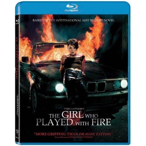 The Girl Who Played With Fire (Swedish) (Blu-ray)