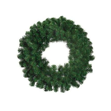 8   Deluxe Windsor Pine Christmas Wreath   Unlit