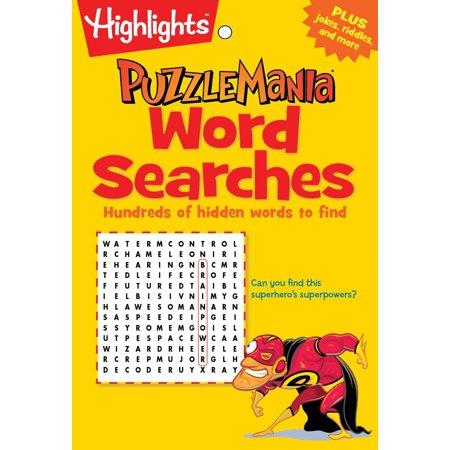 Word Searches : Hundreds of hidden words to - Find A Word Halloween