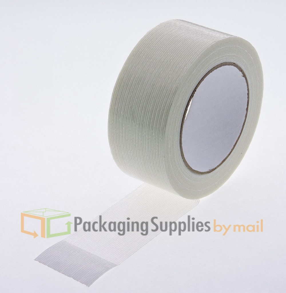 Filament Strapping Tape: 2 in. wide x 60 yds. (4.8 Mil) 24 Rolls