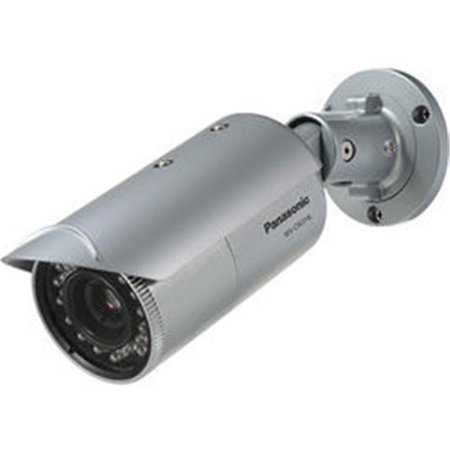 Panasonic Security Systems Group Wvcw314l External Analog Fixed Camera With Ir Led
