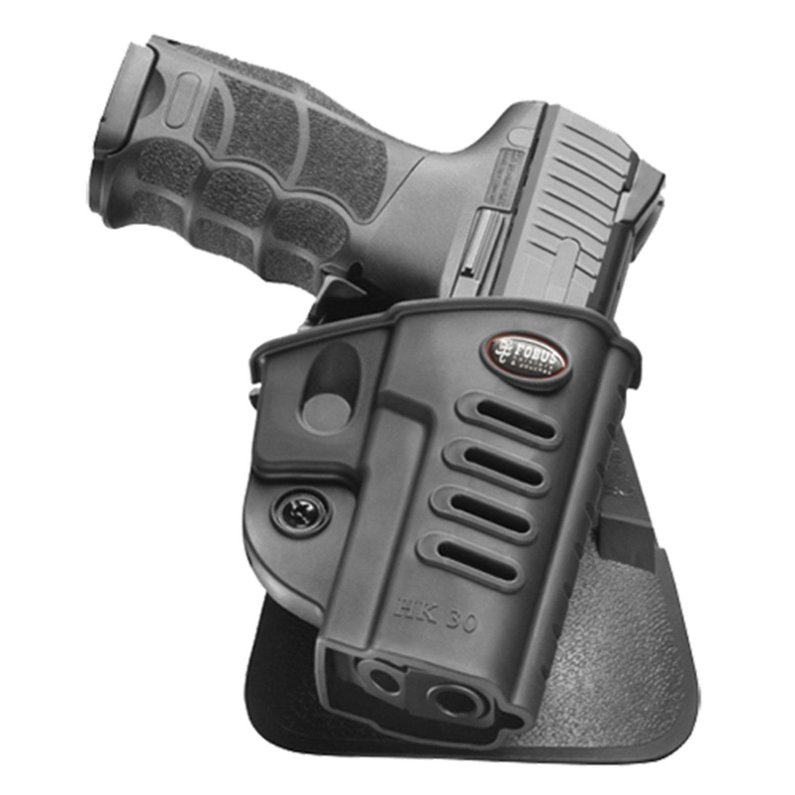 Fobus HK P30 Holster Roto Paddle by Fobus
