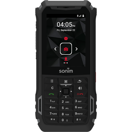 Sonim XP5s 4G LTE Ultra Rugged Worlds Most Indestructible Cell Phone 16GB AT&T Unlocked (Black on (Best Cheap Mobile Deals)