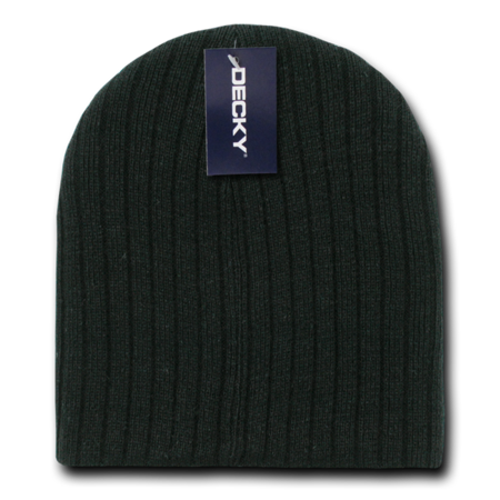 DECKY Cable Cuffless Knit Beanie, Style