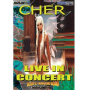 Cher: Live In Concert (Music DVD) by