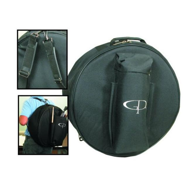 GP Percussion DB1455X Backpack Style Snare Kit Bag