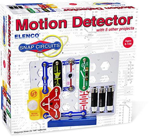 Elenco Electronics Snap Circuits R Motion Detector