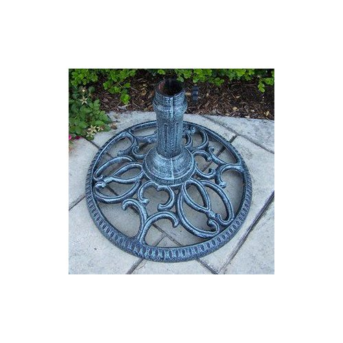4101 Mississippi Round Umbrella Stand by Oakland Living
