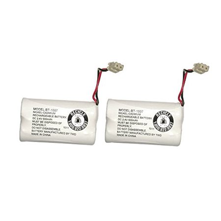 Uniden BBTY0651101 model BT1007 Nickel-Cadmium Rechargeable Cordless Phone Battery