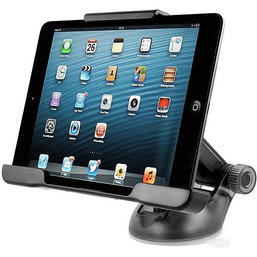 iOttie Easy Smart Tap Car and Desk Mount for Apple iPad mini, Black