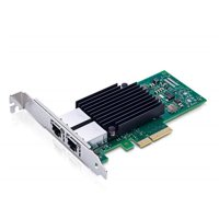 10 GBPS Dual Port SFP Plus PCIE X8 Network Interface Card for HP NC550SFP