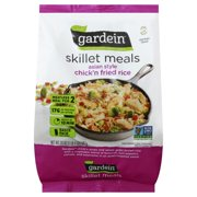 Gardein? Asian Style Chick?n Fried Rice Deliciously Meat-Free Skillet Meals 20 oz. Bag