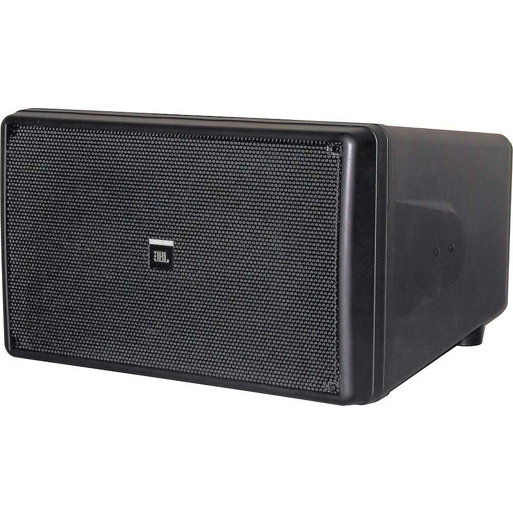 "JBL Control SB210 Dual 10"" Indoor/Outdoor High Output Compact Subwoofer Black"