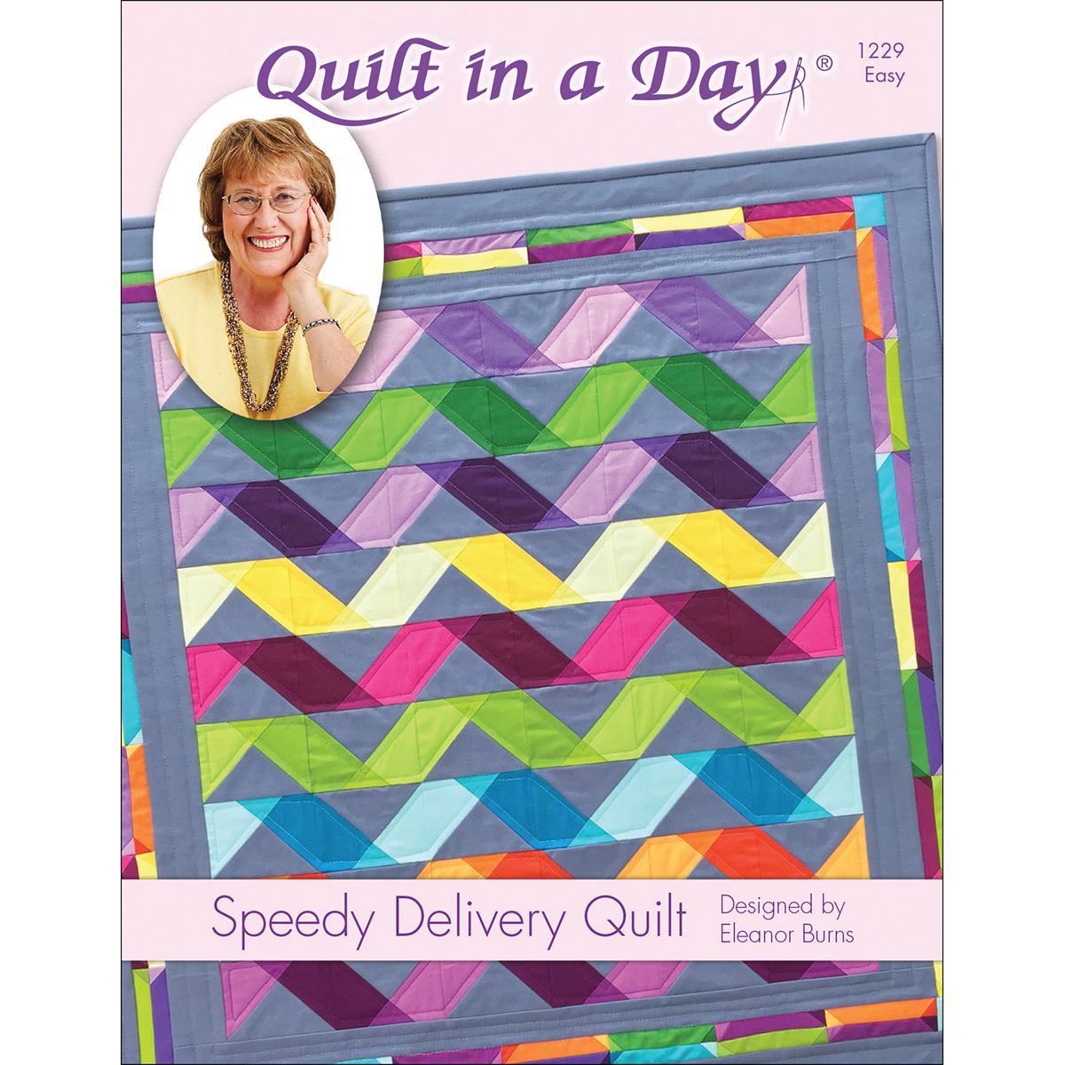 Eleanor Burns Patterns-Speedy Delivery Quilt