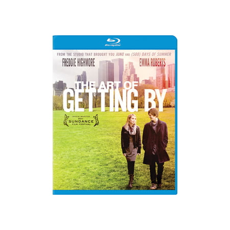 The Art of Getting By (Blu-ray) (Freddie Highmore The Art Of Getting By)